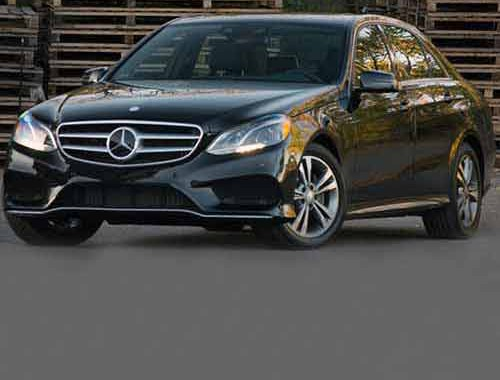 black merc sedan 2013 dia